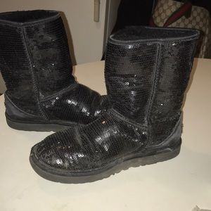 UGG SEQUENCE BOOTS